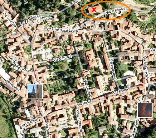 Foto aerea di Viggiù